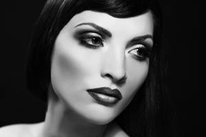 Raluca, beauty shot2 by scata