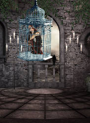 Trapped in a Cage by blaird83