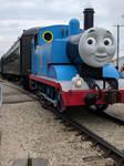 Thomas The Train by blaird83
