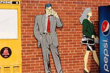 Clark Kent Cut Outs by blaird83