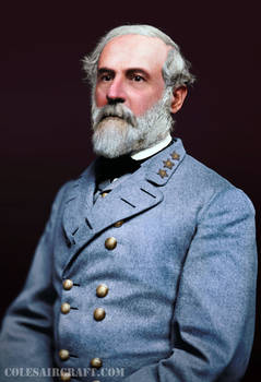 General Robert E. Lee, by Ron Cole