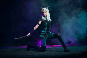 The Dragon Prince: Rayla