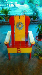 sunny seat by bigbrandonb