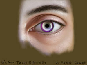 We See Things Differently