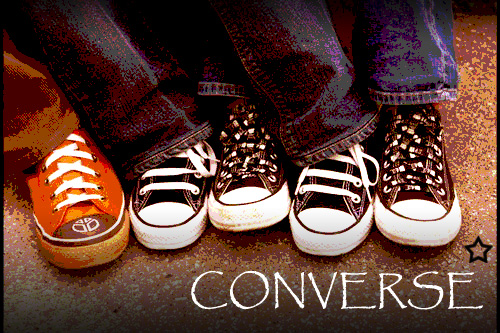 Converse. by moniquelimin