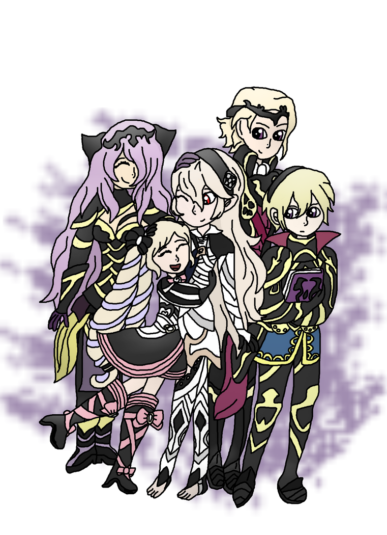 Your Nohr Family By Sofibeth On Deviantart