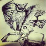 Owl Tattoo 2.0