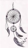 Dreamcatcher tat