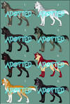 Adoptables 2009 - CLOSED