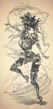 Commish: Dancer SURGE REDUX