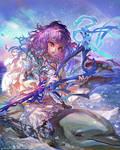 Arion 4/4 (C) CyberAgent - 'Tenku no Crystalia'