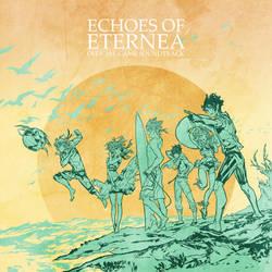 Echoes of Eternea - Soundtrack Album Artwork
