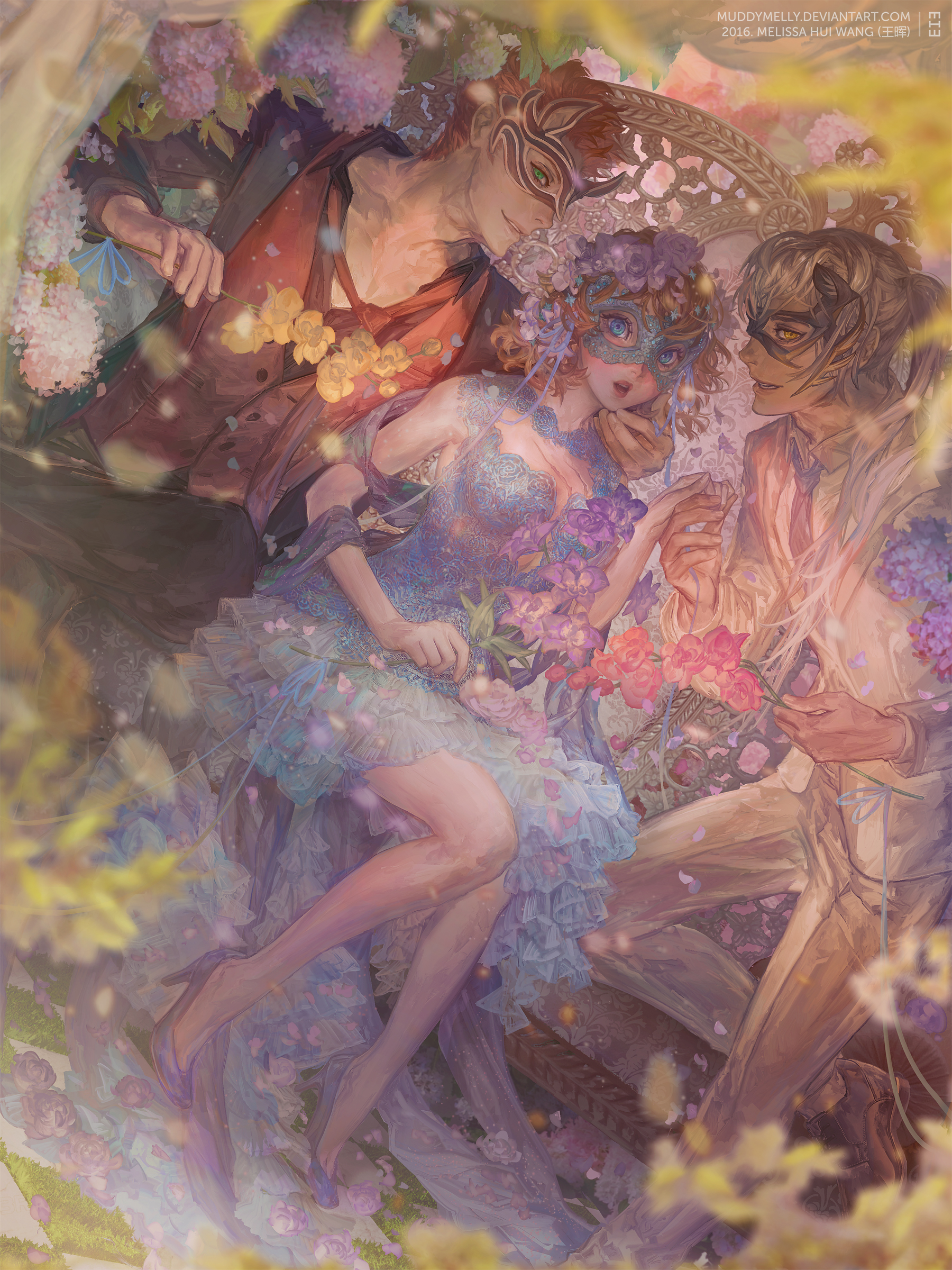 http://orig02.deviantart.net/057d/f/2016/102/e/4/_commission____trio_on_a_garden_bench_by_muddymelly-d9yq09f.jpg