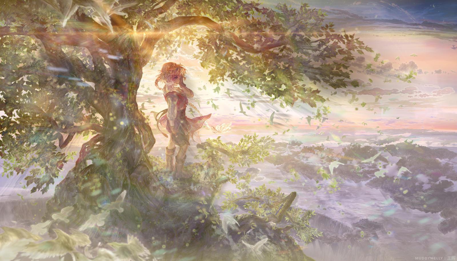 [Commission] Dies Irae: Phantatiom Elements by muddymelly