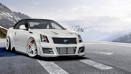 Cadillac -  CTS by TheTRJn