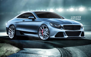 Mercedes S 500 Coupe by TheTRJn