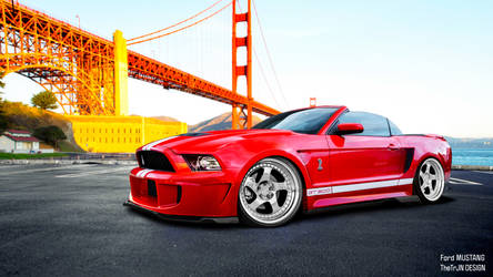 Ford Mustang GT500 by TheTRJn
