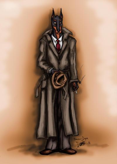 Monsieur Duque by Ayrsayle