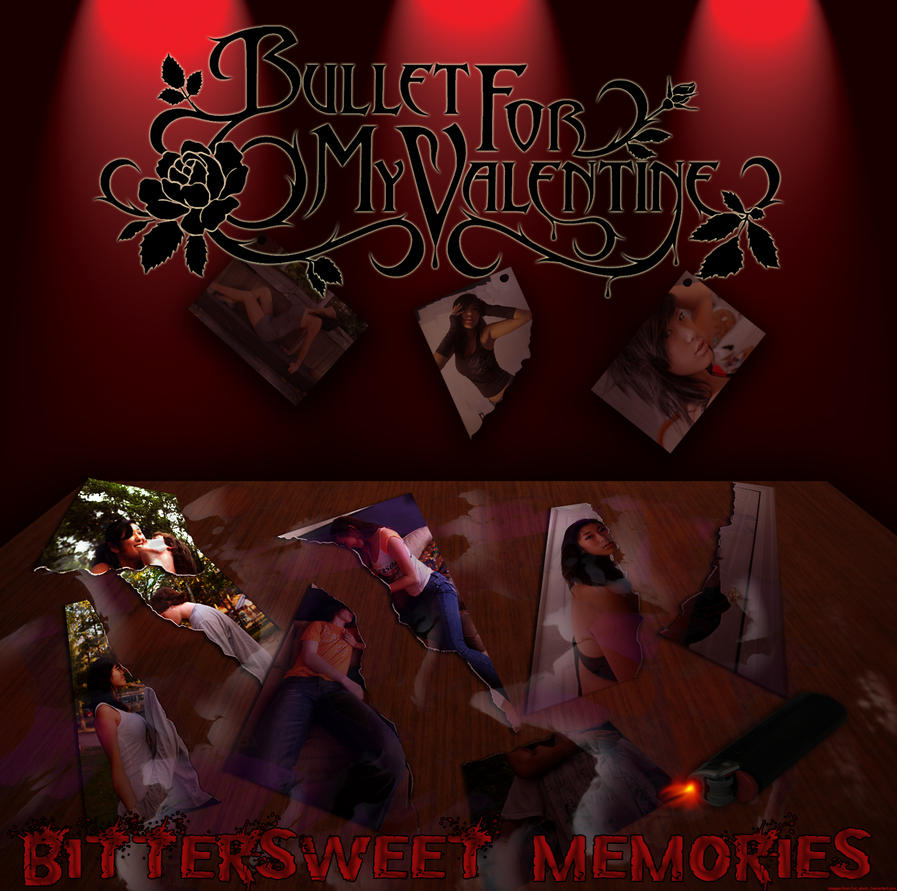 Bullet For My Valentine Album Cover By Redandblackroses7 ...