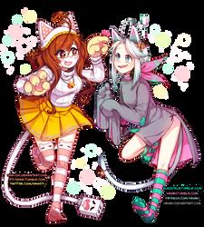Cute Kitties! [Friends Collab]