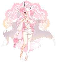 Blossom Fae Custom Adoptable by Oma-Chi