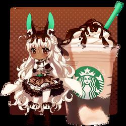 [P] Triple Mocha Frappuccino by Oma-Chi