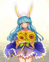 [ST] Soft Sunflowers