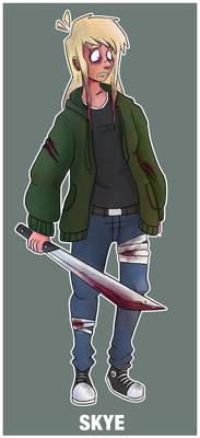 I Still Like Zombie AUs