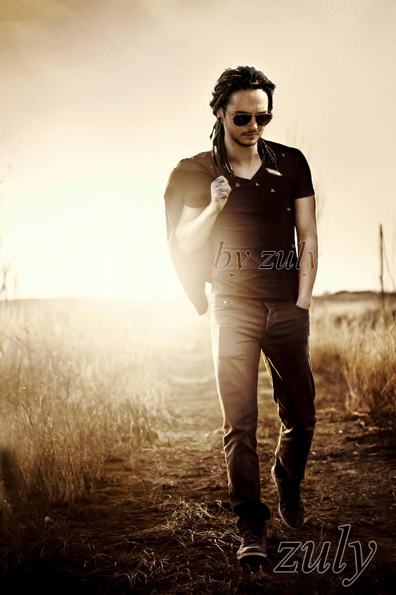 Picture of tom kaulitz -  Tom Kaulitz Sunset The Other Side By Zuly86