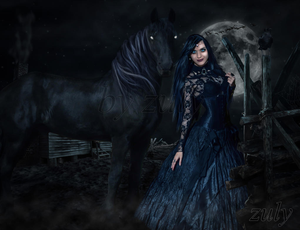 Katy Perry-Dark Horse by Zuly86 on DeviantArt