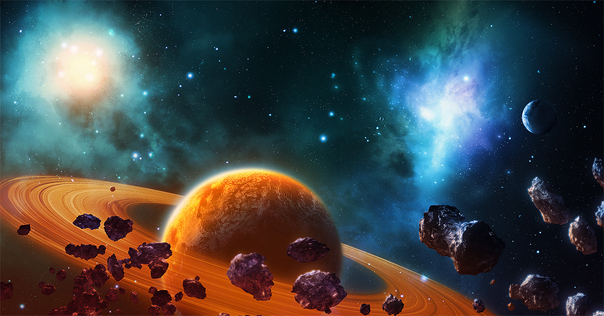 картинка астероида