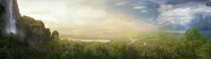 Landscape Flyby Matte v2