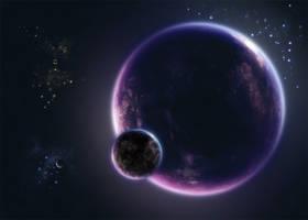 Planetary Ambience by PlasmaX7