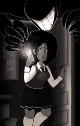 Horror In God's Playground Cover -no txt- by JawbreakerCherri