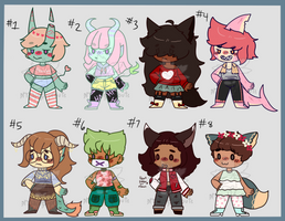 Misc humanoid adopts 0/8 OTA CLOSED by maplesprout