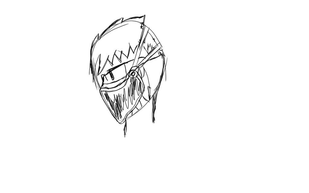 my mask by rogueassain