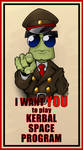 I Want You to Play Kerbal Space Program