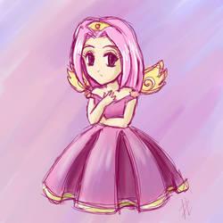 Chibi Sketch by TheChibis