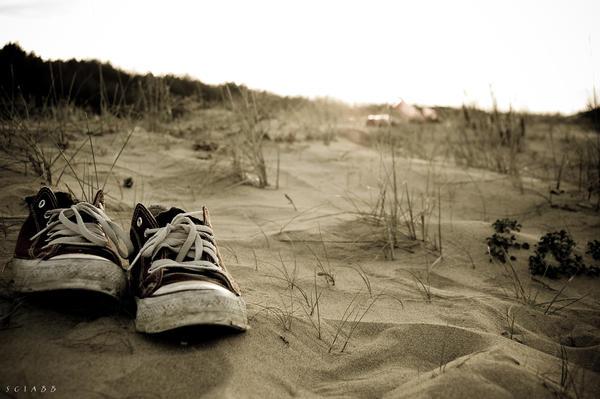 canzoni da spiaggia deturpata