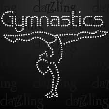 I Love Gymnastics By Gymnasticslover101
