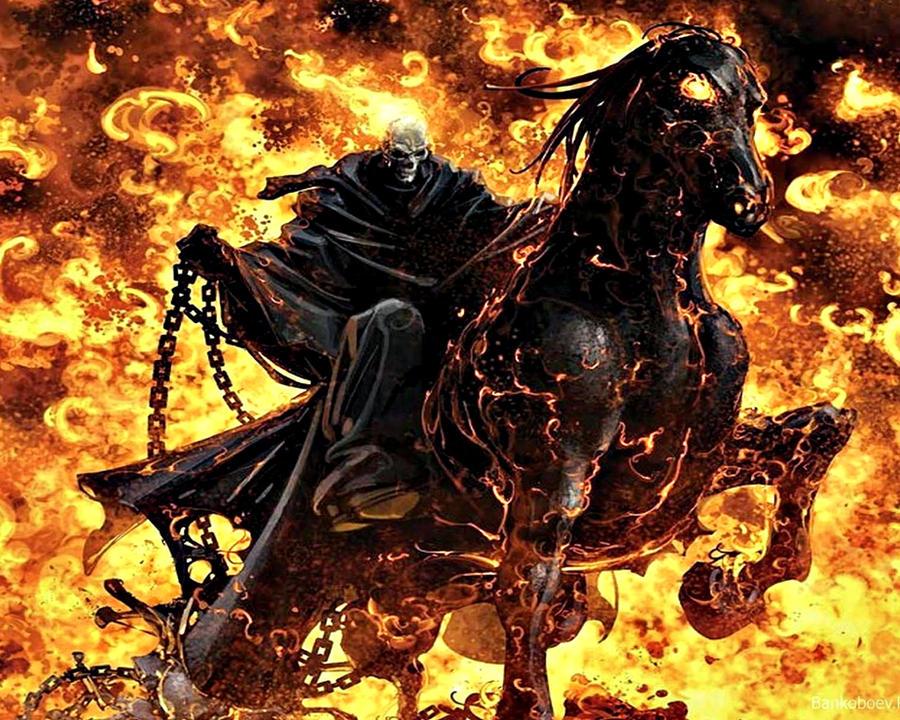 Ghost Rider by harrykrizz