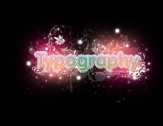 Typography by gwenbarrow