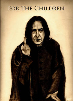 Snape:  For the Children