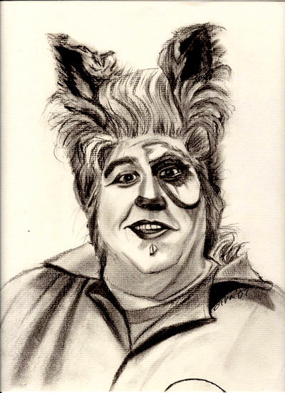 Barf from Spaceballs