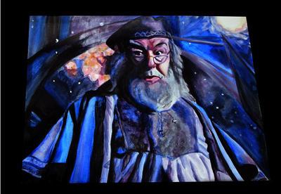 Albus dumbledore by SarahSilva