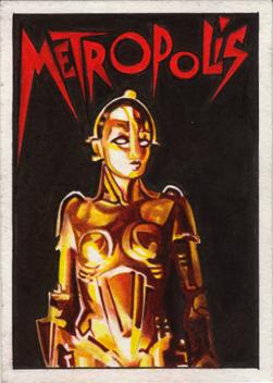 Metropolis by SarahSilva