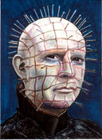 That's MR. Pinhead To You by SarahSilva