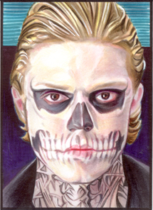 I Prepare For The Noble War by SarahSilva on DeviantArt  Tate Langdon Quotes I Prepare For The Noble War