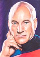 Picard by SarahSilva
