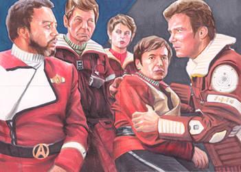 Trek Cast by SarahSilva
